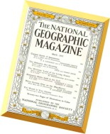 National Geographic Magazine 1957-05, May