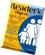 Reader's Digest Germany Januar 01, 2015