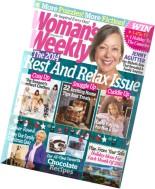 Woman's Weekly - 30 December 2014