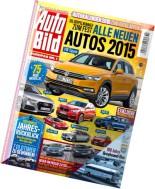 Auto Bild Magazin Germany N 52, 19 Dezember 2014