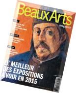 Beaux Arts N 367 - Janvier 2015