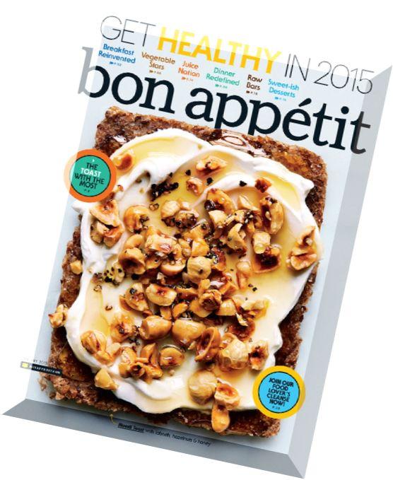 Bon Appetit Cover Cake Recipes — Dishmaps