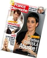 France Dimanche N 3564 - 19 au 25 Decembre 2014