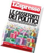 L'Espresso N 51, 25 Dicembre 2014