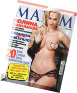 Maxim Ukraine - January 2015