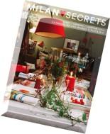 MilanoSecrets Magazine - Issue 2, Dicembre 2014