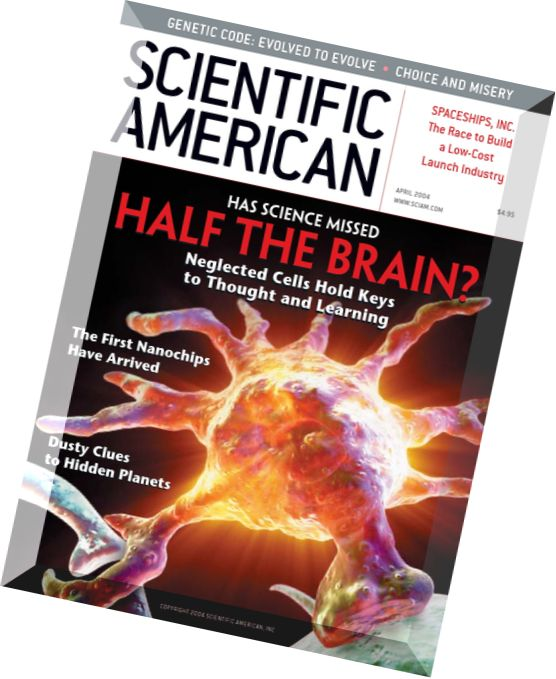Download Scientific American 2004-04 - PDF Magazine