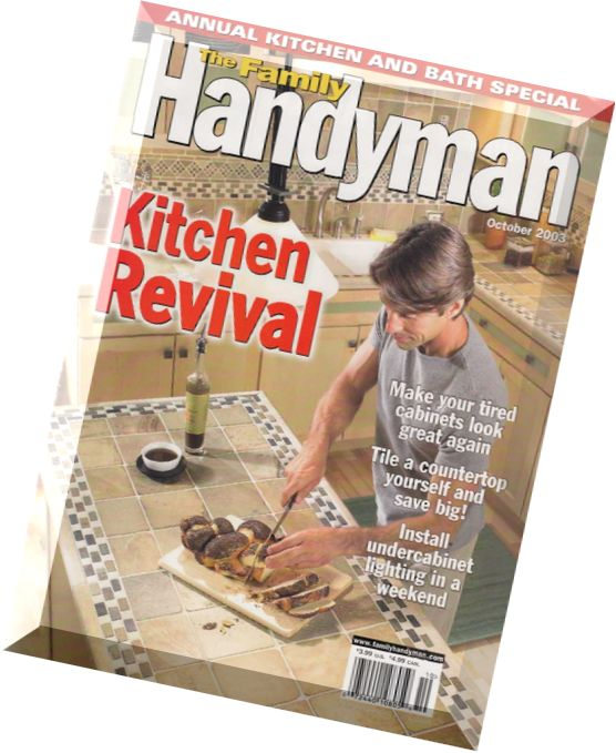 Download The Family Handyman October 2003 Pdf Magazine