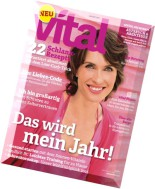 Vital Wellness-Magazin Januar 01, 2015
