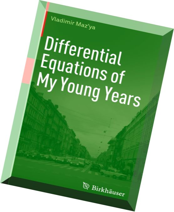 differential equations pdf free download