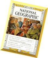 National Geographic Magazine 1962-03, March