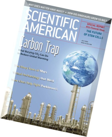 scientific american research papers Scientific american (informally abbreviated sciam or sometimes sa) is an american popular science magazine many famous scientists, including albert einstein, have contributed articles to it.
