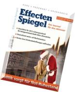 Effecten Spiegel N 51-52, 18 Dezember 2014
