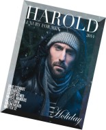 Harold Luxury for Men - Holiday 2014