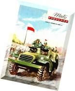 Maly Modelarz (1961-12) - Opancerzony transporter BTR-152
