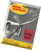 Model aircraft 1953-12