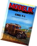 Modelik (2004.22) - CWS T-1