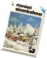 Modell Eisenbahner 1985-02