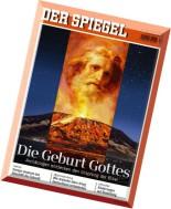 Der Spiegel Nachrichtenmagazin N 52, 20 Dezember 2014