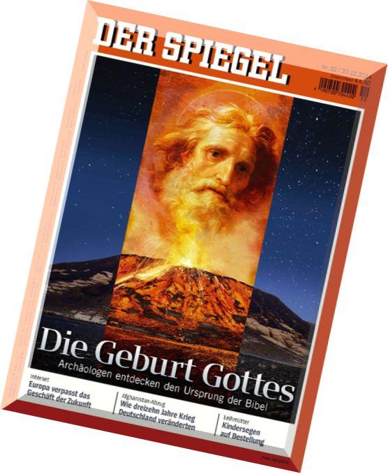 Download der spiegel nachrichtenmagazin n 52 20 dezember for Spiegel nachrichtenmagazin
