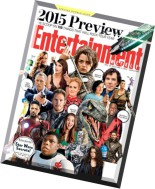 Entertainment Weekly - 26 December 2014 - 2 January 2015