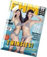FHM Singapore Magazine - January 2015