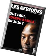 Les Afriques N 306 - 18 Decembre au 21 Janvier 2015