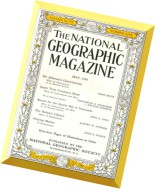 National Geographic Magazine 1950-05, May