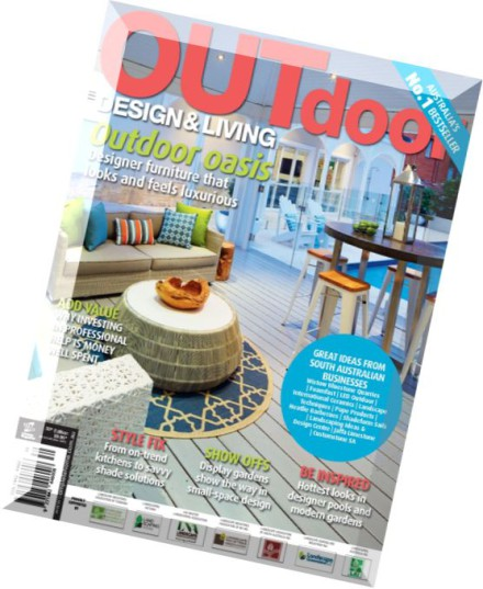 Download outdoor design living magazine 30th edition for Outdoor living magazine