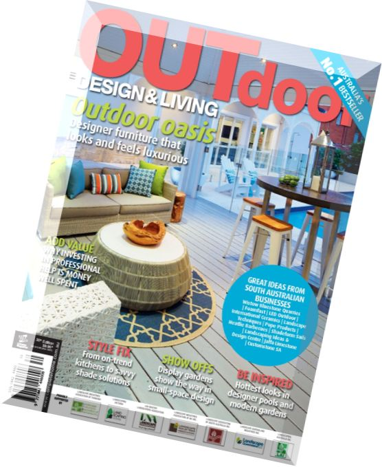 Superior Outdoor Design U0026 Living Magazine 30th Edition 2014 PDF Magazine