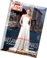 Paris Match - 18 Decembre 2014