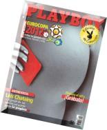 Playboy Venezuela - June 2012