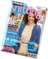 Simply Knitting 2012-05