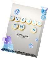 SNOWED IN Magazine - Holiday 2014