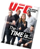 UFC The Official Magazine - December 2014 - January 2015