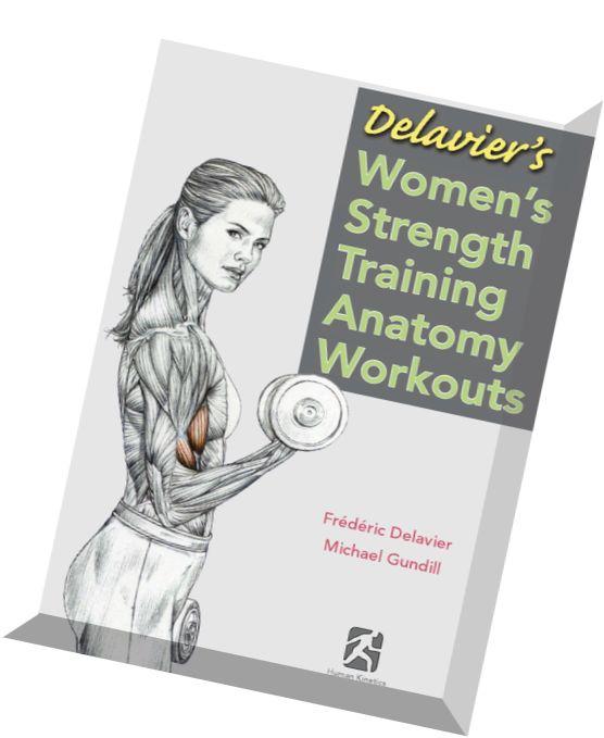 Strength Training Anatomy Workout Pdf | EOUA Blog
