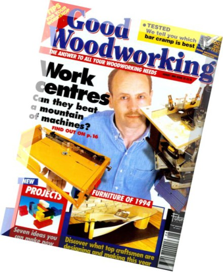 Download Good Woodworking Issue 22, August 1994 - PDF Magazine