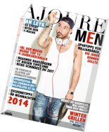 Ajoure Men Magazin - Januar 2015