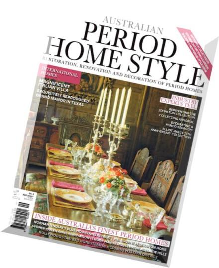 Download Australian Period Style Magazine N 9 2014 Pdf Magazine