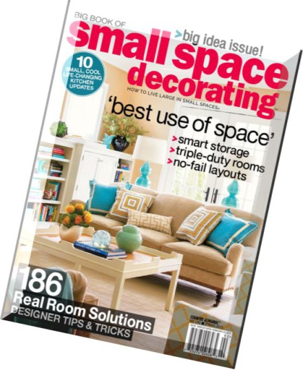 Download Small Space Decorating Spring 2015 Pdf Magazine