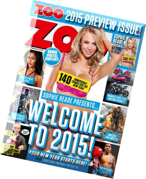 Download Zoo UK Magazine 02 January 2015 - PDF Magazine
