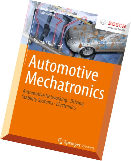 Mechatronics Books Pdf