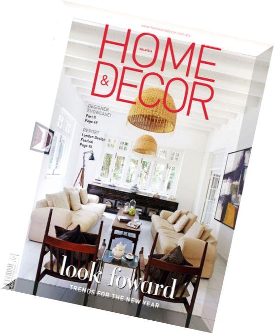 Download Home Decor Malaysia January 2015 Pdf Magazine