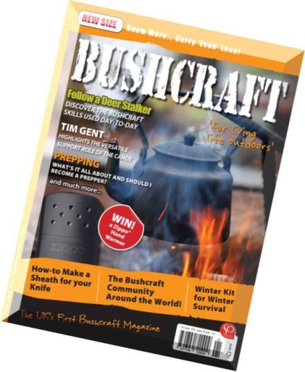 Bushcraft Survival Skills: Download Bushcraft & Survival Skills Issue 54, January