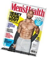 Men's Health Middle East - January 2015