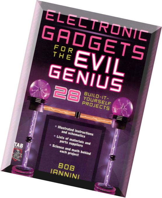 30 Arduino Projects for the Evil Genius 2nd Edition