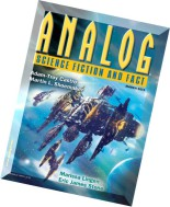 Analog Science Fiction and Fact – March 2015