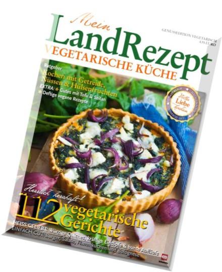 download mein landrezept vegetarische kuche 01 2015 pdf magazine. Black Bedroom Furniture Sets. Home Design Ideas