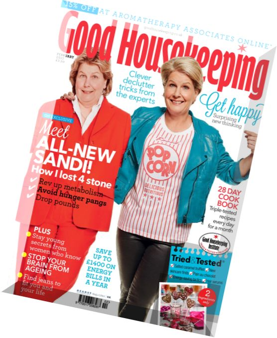 housekeeping page in a pdf