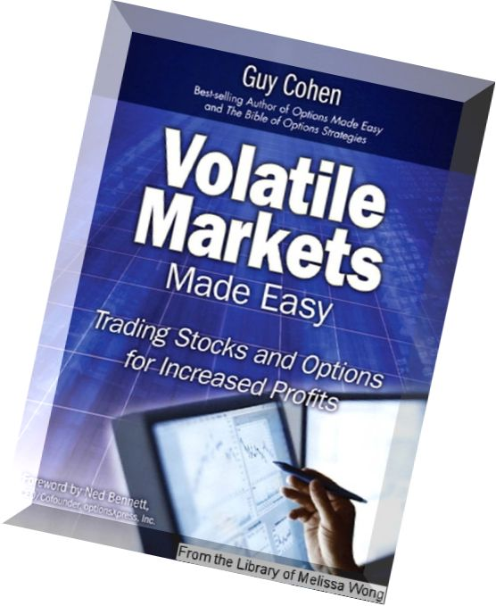 How to trade a volatile market with options